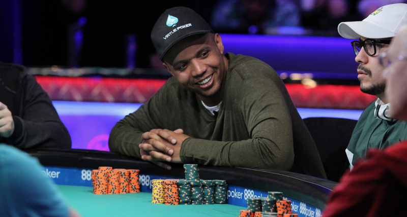 Phil Ivey lost