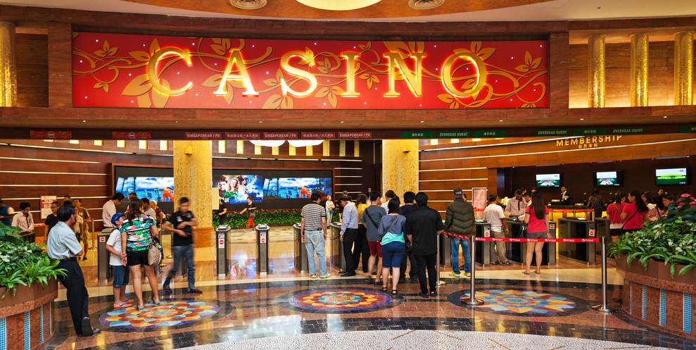 Spain casino minimum age limits