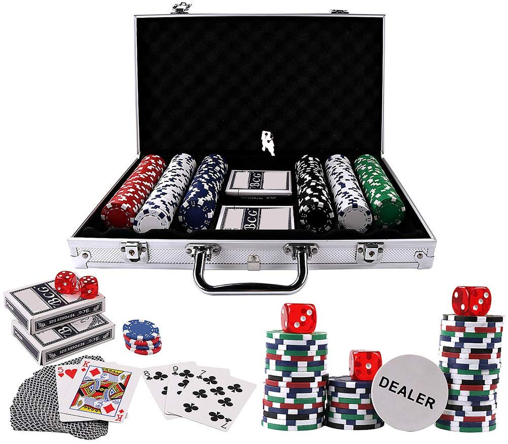 Poker Set For Beginners