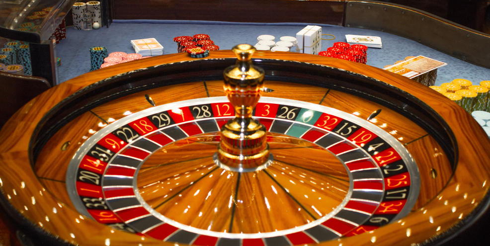 Major Parts of the Roulette Wheel