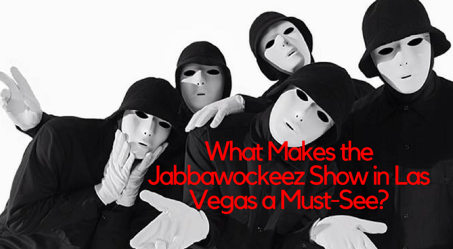 Jabbawockeez at MGM Grand Hotel