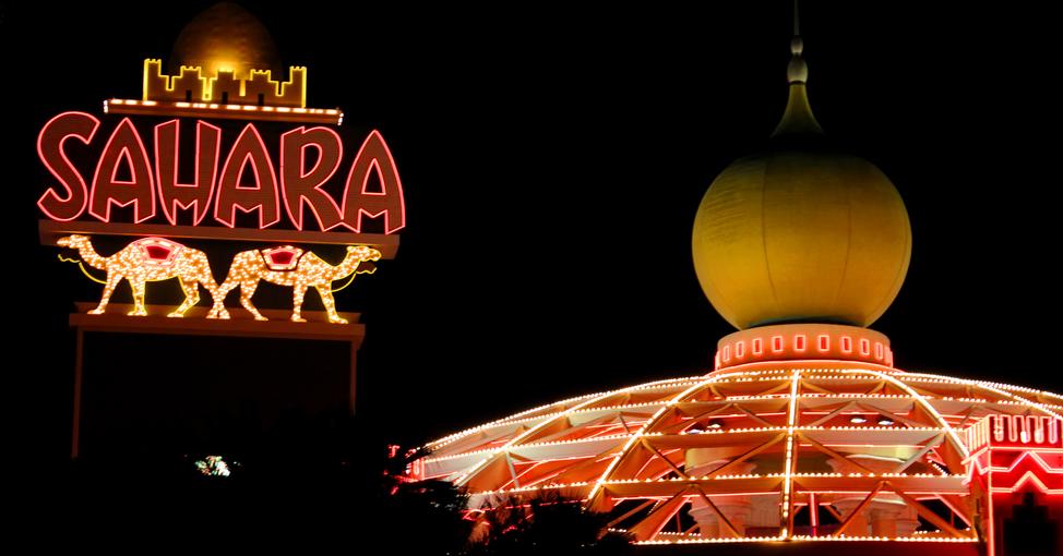 The Sahara Hotel