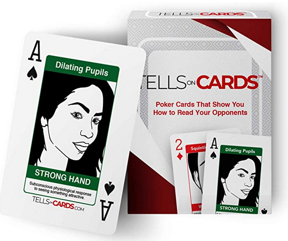 Poker Tells Training Cards