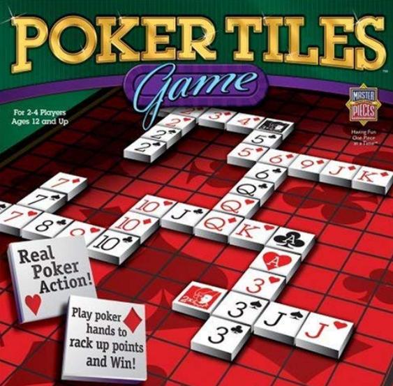 Poker Tiles Game