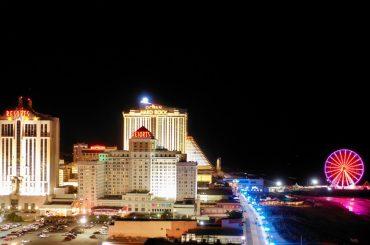 New Jersey gambling legislation