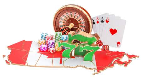 Differences Between Canadian Gamblers' Habits Based On The Territory They Live In