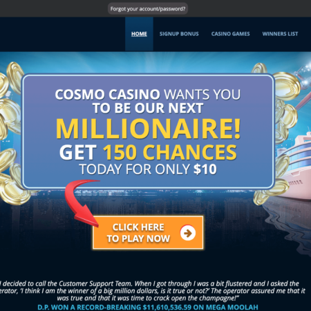 Cosmo Casino Review (New Zealand)