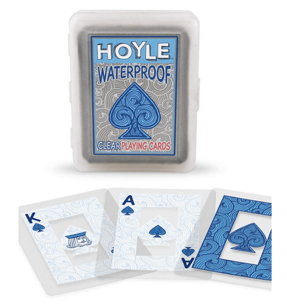 Waterproof Cards